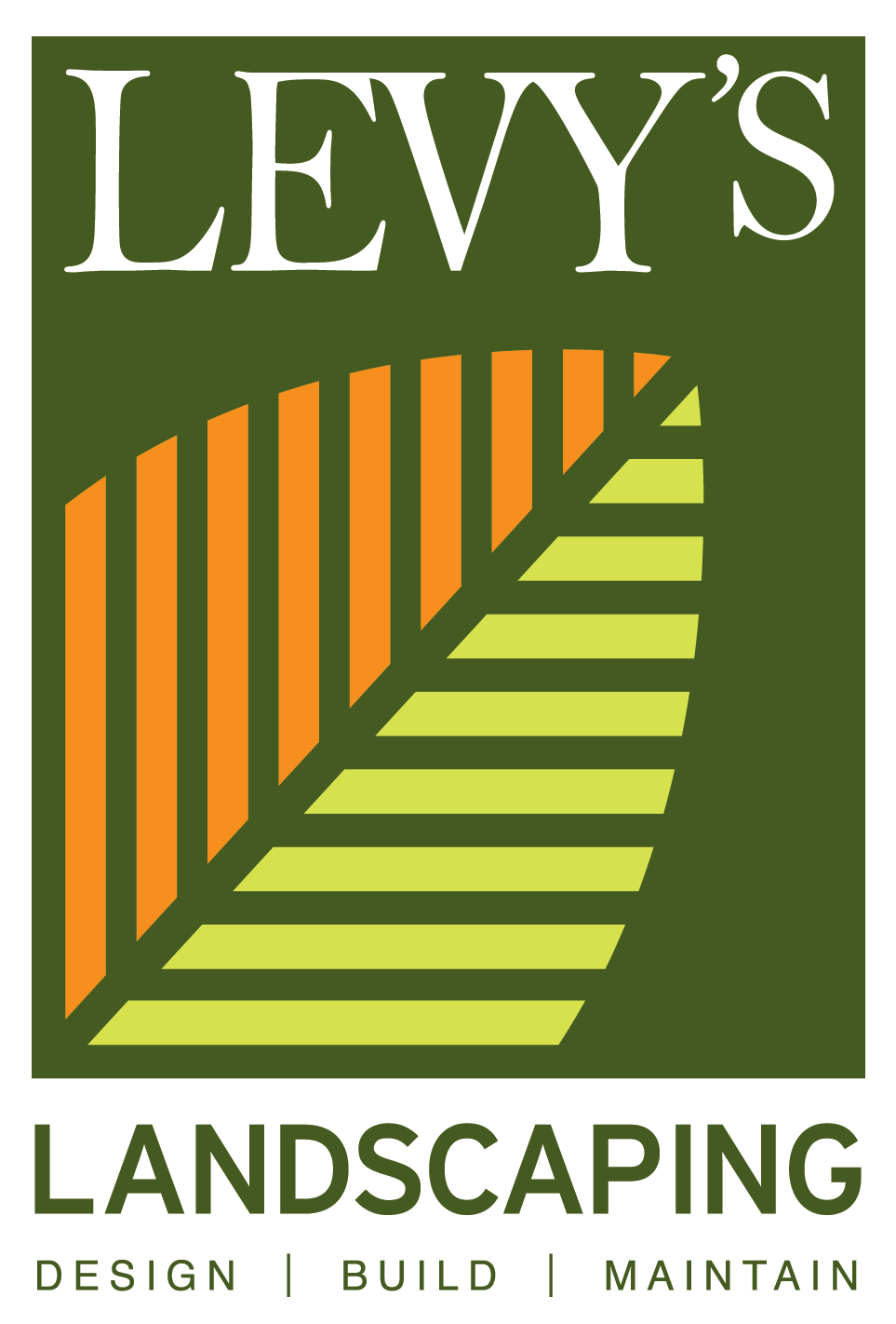 Levy's Landscaping Company Wilmington, NC